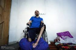 مصاحبه با حادثه دیده کرجی