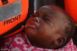 قایق حامل ۱۱۷ مهاجر در لیبی غرق شد