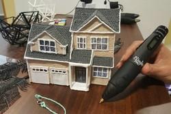 فیلم/ طراحی با قلم های سه بعدی جدید