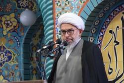 کراپشده - حجت الاسلام حمید عبدالهیان امام جمعه موقت شاهرود