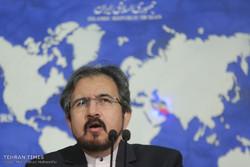 Iran's Foreign Ministry spokesman Bahram Qassemi