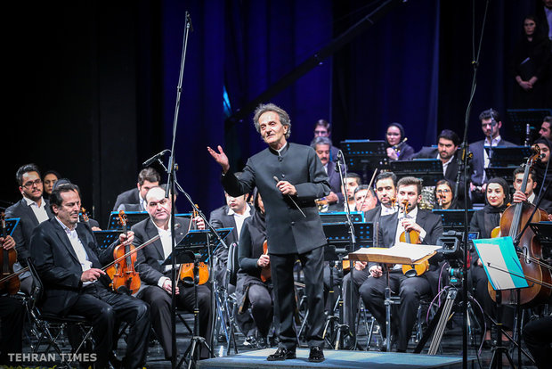 "Tehran Symphony Orchestra honors POWs with ""Land of the Heroes"""