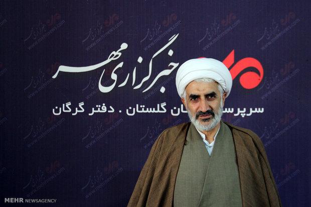 نورالله ولی نژاد مدیرکل تبلیغات اسلامی گلستان