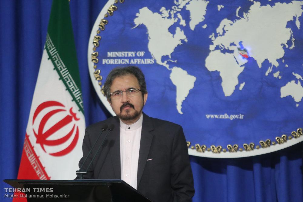 Iran could make reliable partner for EU: Tehran