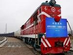 چين سے برطانیہ تک مال بردار ٹرین سروس کا آغاز