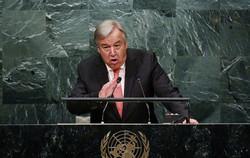 اقوام متحدہ کے سکریٹری جنرل کا دورہ صومالیہ