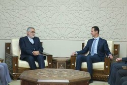 Pres. Assad hails Iran's role in Syrian victories