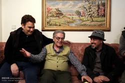 رضا عطاران به دوستان تلویزیونیاش سر زد/ مشاوره به «زیرآسمان شهر»
