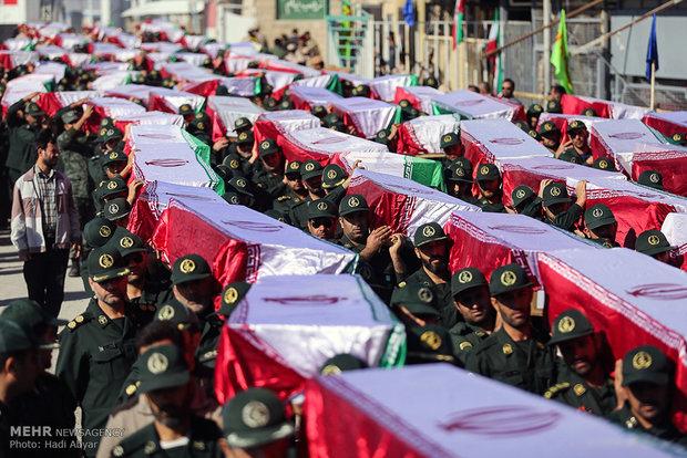 پیکر ۵۰۰ نفر از شهدای آذربایجان شرقی هنوز تفحص نشده است