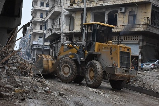 VIDEO: Life in Aleppo going back to normal