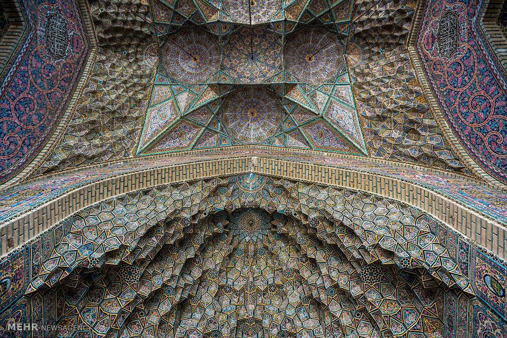 زیبایی های معماری ایرانی