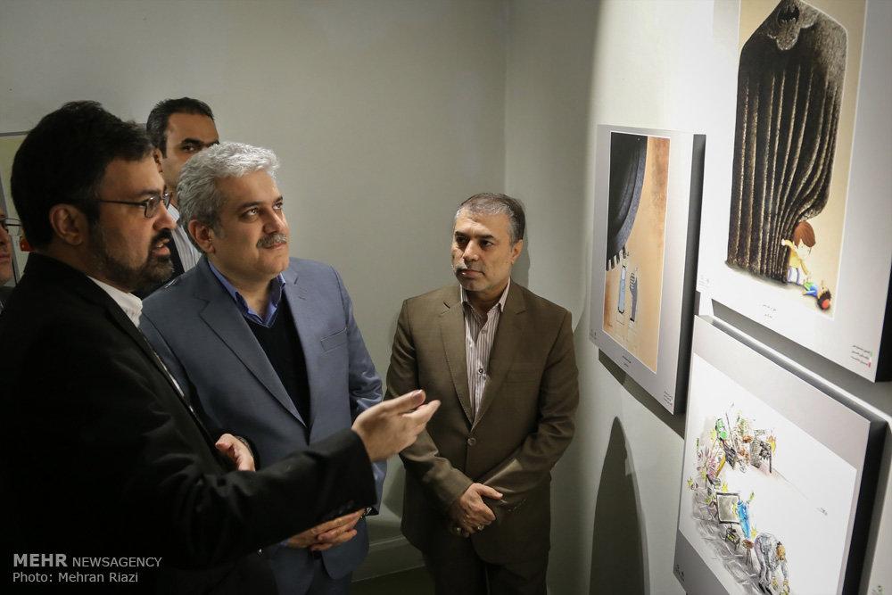 مراسم افتتاح جشنواره ایران ساخت