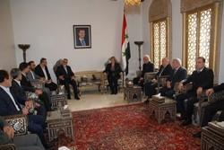 بروجردي من دمشق: ايران تدعم الحوار السوري السوري للوصول إلى حل سياسي