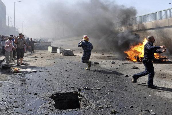 وقوع انفجار در مرکز بغداد/ ۵ نفر زخمی شدند
