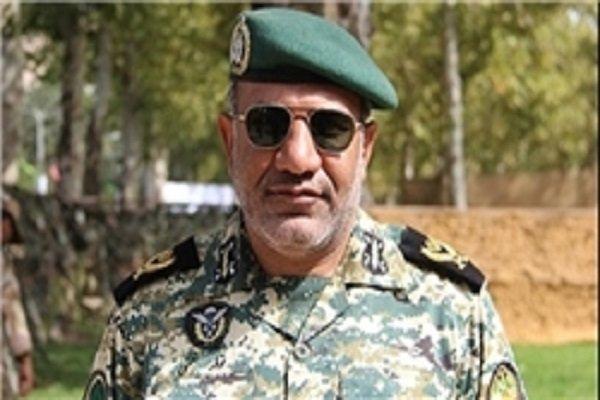 تعيين العميد نوذر نعمتي نائبا لقائد القوة البرية للجيش الايراني