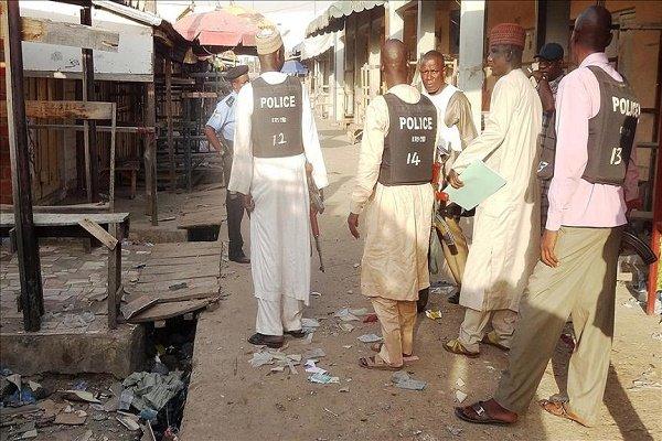 پلیس نیجریه