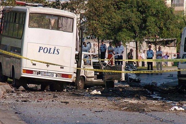 Large explosion reported in Turkish city of Izmir