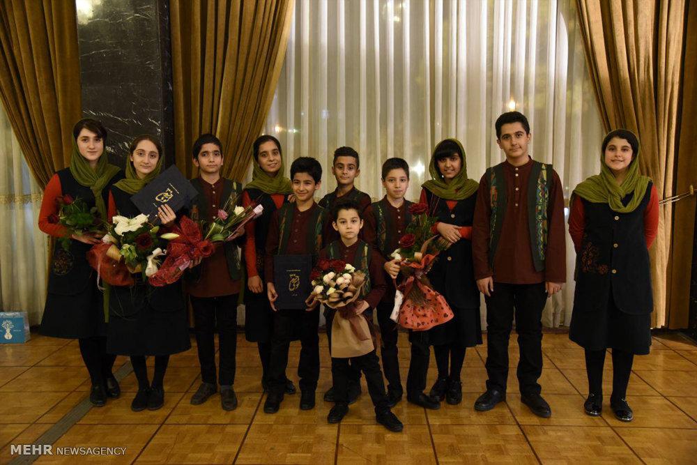 سومین جشنواره و جایزه نوای خرم
