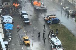انفجار بمب در ازمیر ترکیه