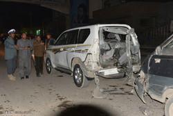 حمله به خودرو یکی از مقامات اداره امور افغانستان در پل سوخته
