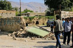 زمین لرزه ۵.۱ ریشتری خنج استان فارس