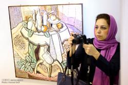 """""""Çağdaş Sanatın İranlı Öncüleri"""" fuarı"""