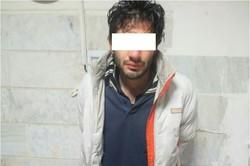 دستگیری سارق حرفه ای داخل خودرو/اعتراف به ۲۱ فقره سرقت