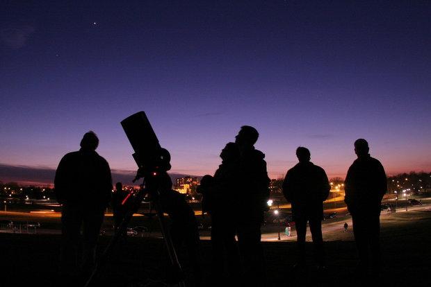 رویدادهای نجومی آخر سال/ از گرفتگی ماه تا خورشید گرفتگی حلقوی
