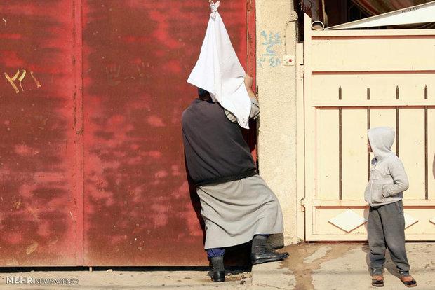 Fotoğraflarla Musul sokaklarındaki savaş