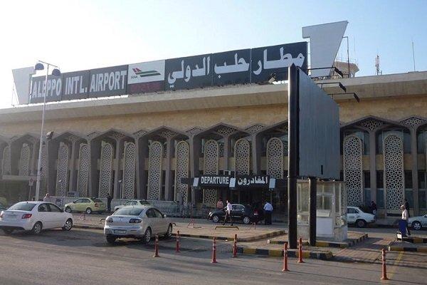 سفرهای هوایی از فرودگاه حلب به مقصد قاهره برقرار میشود