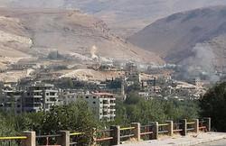 التوصل لهدنة في منطقة وادي بردى بريف دمشق تبدأ صباح السبت