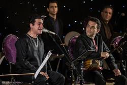 Homayoun Shajarian performs in Borazjan