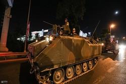 الانقلاب الفاشل في تركيا