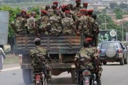 شورش نظامی در ساحل عاج به درگیری مسلحانه کشید