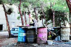 حقابه پارک چیتگر برای آبیاری درختان مجددا وصل شد
