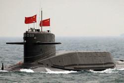 زیر دریایی هسته ای چین در بندر کراچی مستقر است