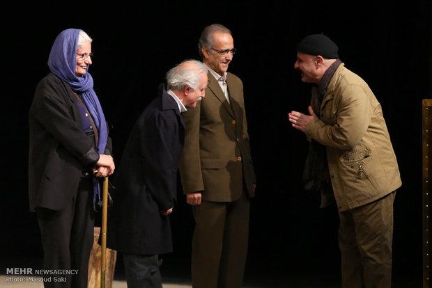 آیین اختتامیه دومین جایزه محمود استادمحمد