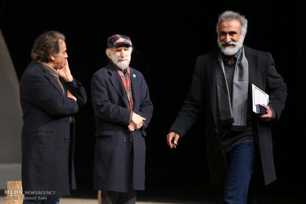 تقدیر از حمید نعیمی برای نمایشنامه «سقراط» در بخش تالیفی