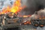 داعش مسئولیت انفجارهای «الباب» را برعهده گرفت