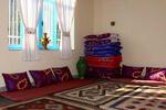 استقبال کرمانی ها از ایجاد اقامتگاههای بومی/ شب نشینی زیرنخل ها