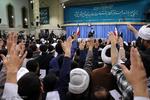 دیدار مردم قم با رهبر معظم انقلاب اسلامی