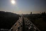 هوای تهران «سالم» است/پایتخت در مرز آلودگی