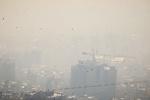 هوای مشهد آلوده است/ تداوم آلودگی در کلان شهر مذهبی