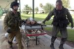 هلاکت یک نظامی صهیونیست در صحرای نقب