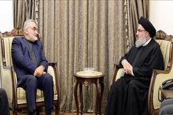 پایان سفر هیات پارلمانی ایران به دمشق و بیروت/ دیدار با دبیرکل حزب الله لبنان