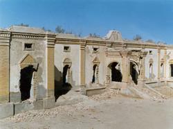شهربانی قدیم شهرستان میرجاوه مرمت می شود