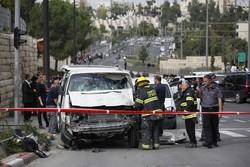 عملية دهس في القدس ومقتل وجرح عشرات الصهاينة