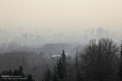 کیفیت هوای ۷ منطقه مشهد در وضعیت ناسالم قرار دارد