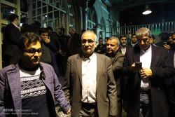 وداع جثمان الرئيس الايراني الأسبق هاشمي رفسنجاني / صور