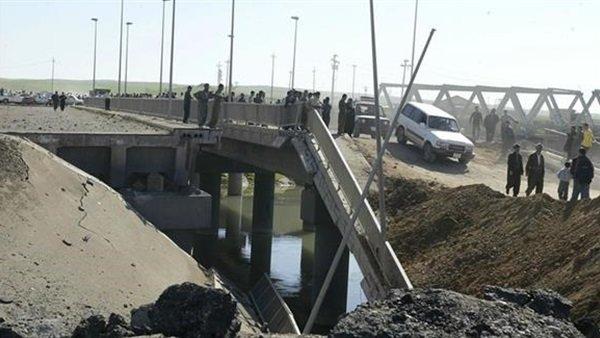 داعش ينسف الجسر الرابع على نهر دجلة